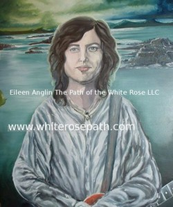 The Magic of Jimmy Page by Eileen Anglin www.whiterosepath.com