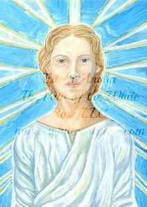 Archangel Gabriel, Master of the White Light Ray