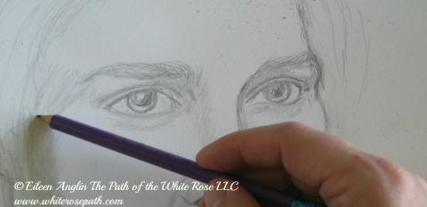 Archangel Raphael's Eyes